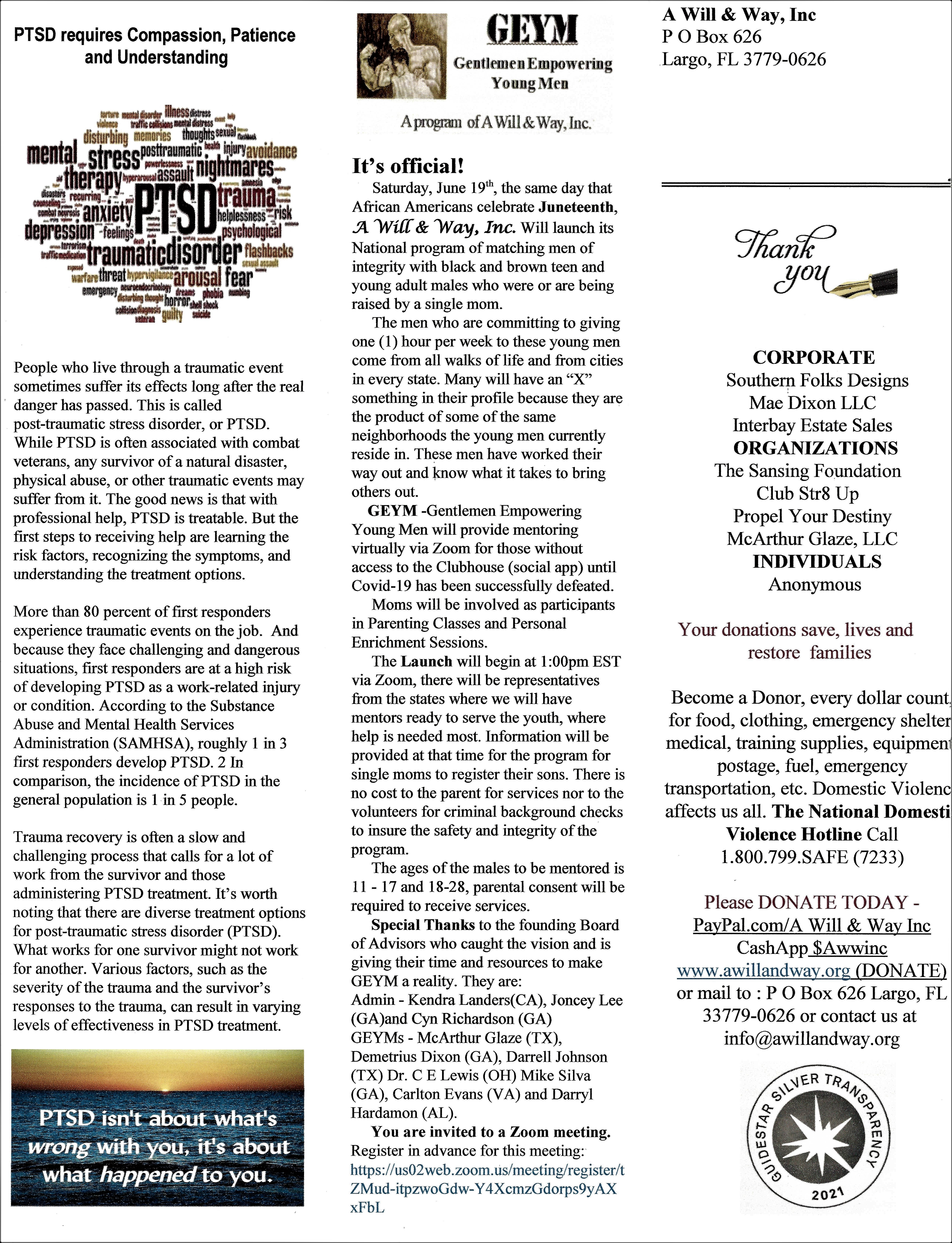 June newsletter page 2